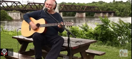 "Croz ""Plays for Change"" in Albany"