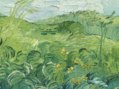 Free Lecture on Van Gogh and Nature – 7/16/15