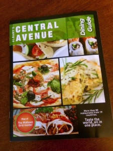 central bid dining